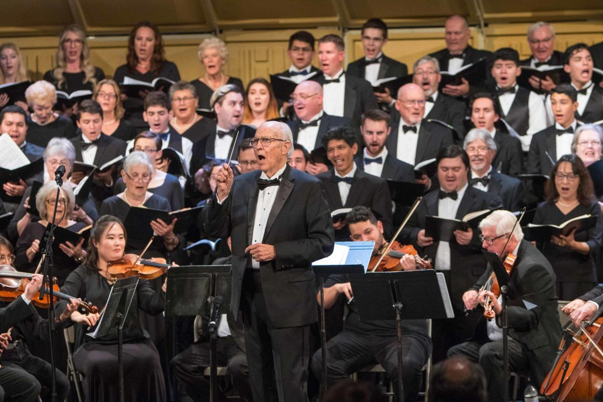 "George Frideric Handel's ""Messiah"" Oratorio concert"