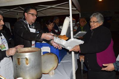 Thousands Served Tamales and Hot Coffee at 37th Annual Farm Workers Breakfast