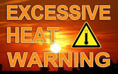 National Weather Service issues heat warning | News ...