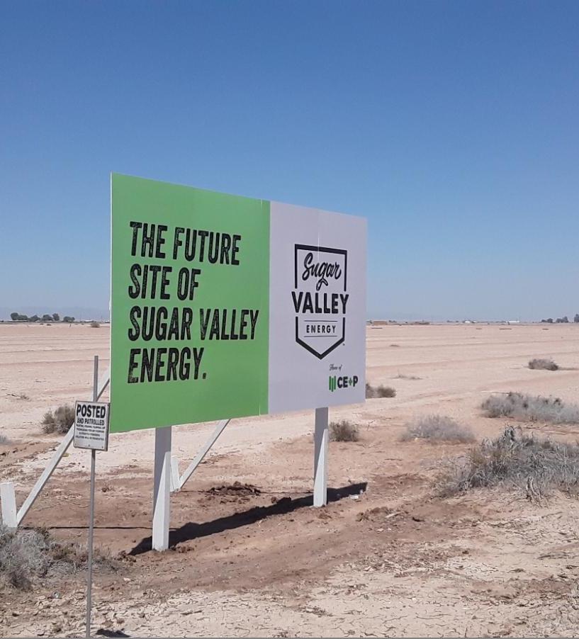 Sugar Valley Energy-CE+P signs CHS Inc_1