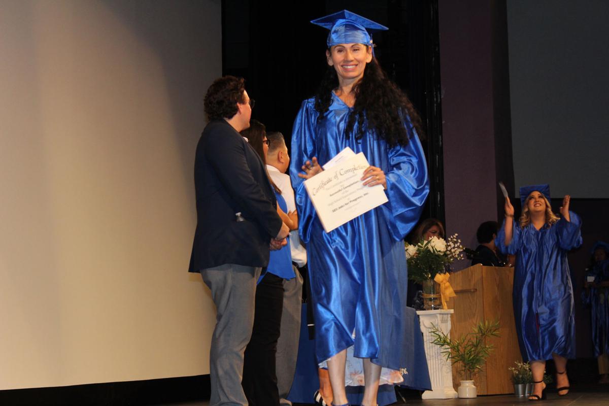 HEP graduation 2019