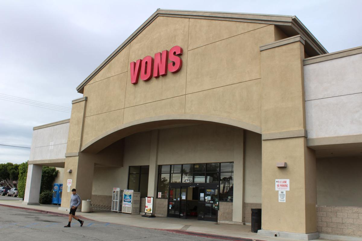 Vons new hours
