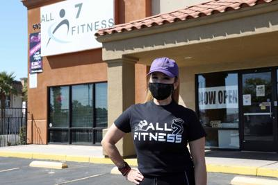 All 7 Fitness gym opens