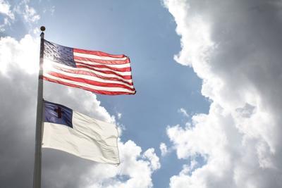 CHRISTIAN - US FLAG