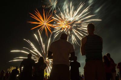 Freedom Fest Fireworks 2019