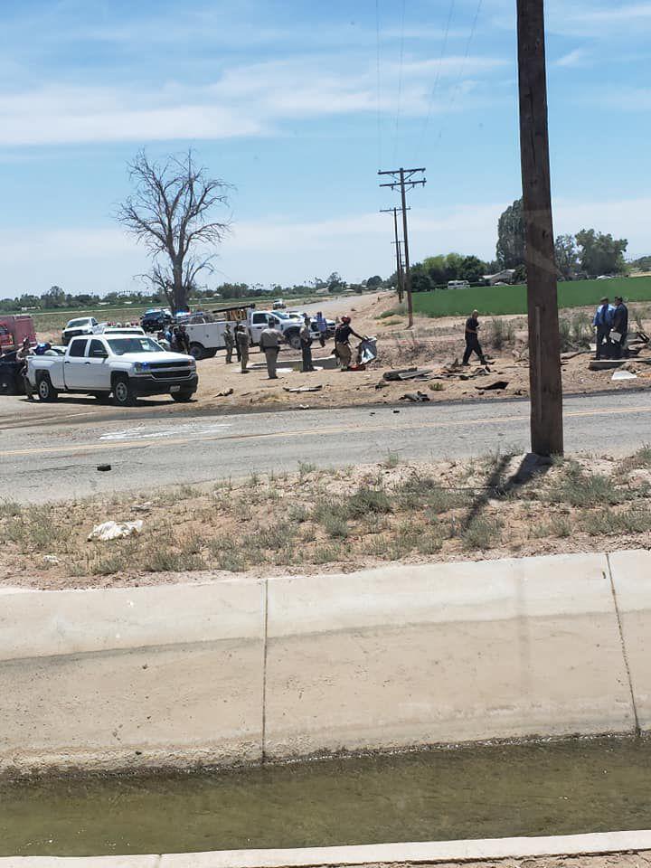 Holtville Crash