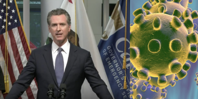 California governor's orders remain in effect