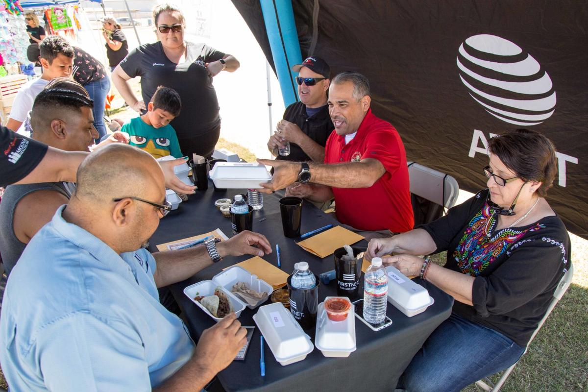 Spread the Love Charity's Imperial Valley Carne Asada Cook-off