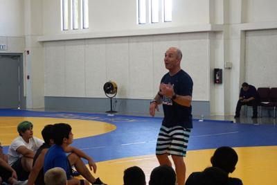 FCA Wrestling Clinic 1