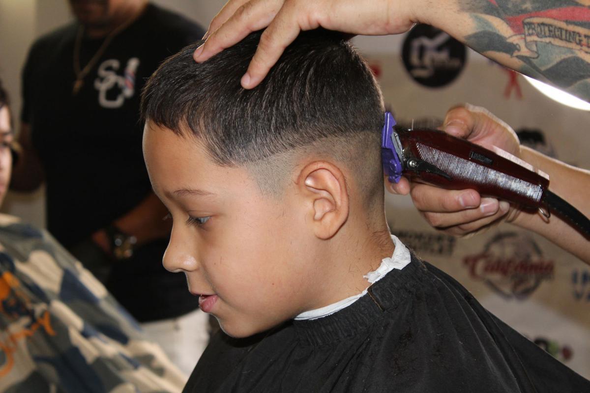 Back to School Haircut-a-Thon