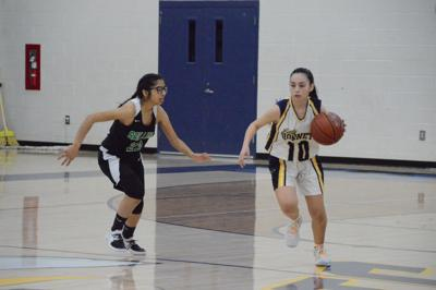 Lady Hornets fall short at home