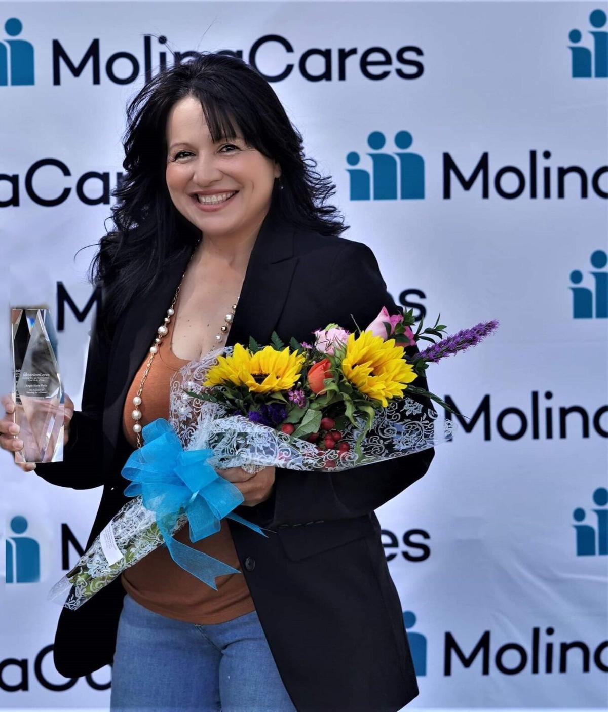 Angelica Peña of El Centro