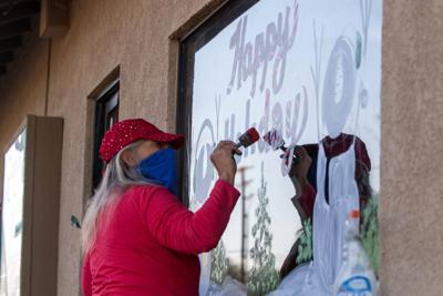 Denise Ryan--Window Painter