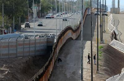 clx border wall