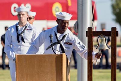 Naval Air Facility El Centro 9-11 Memorial Ceremony