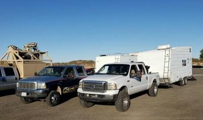 Border Patrol Prevent Human Smuggling Event