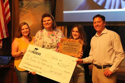 OWB honors four local youth participants, sponsors 2022 Mid-Winter Fair