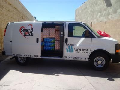Molina donation