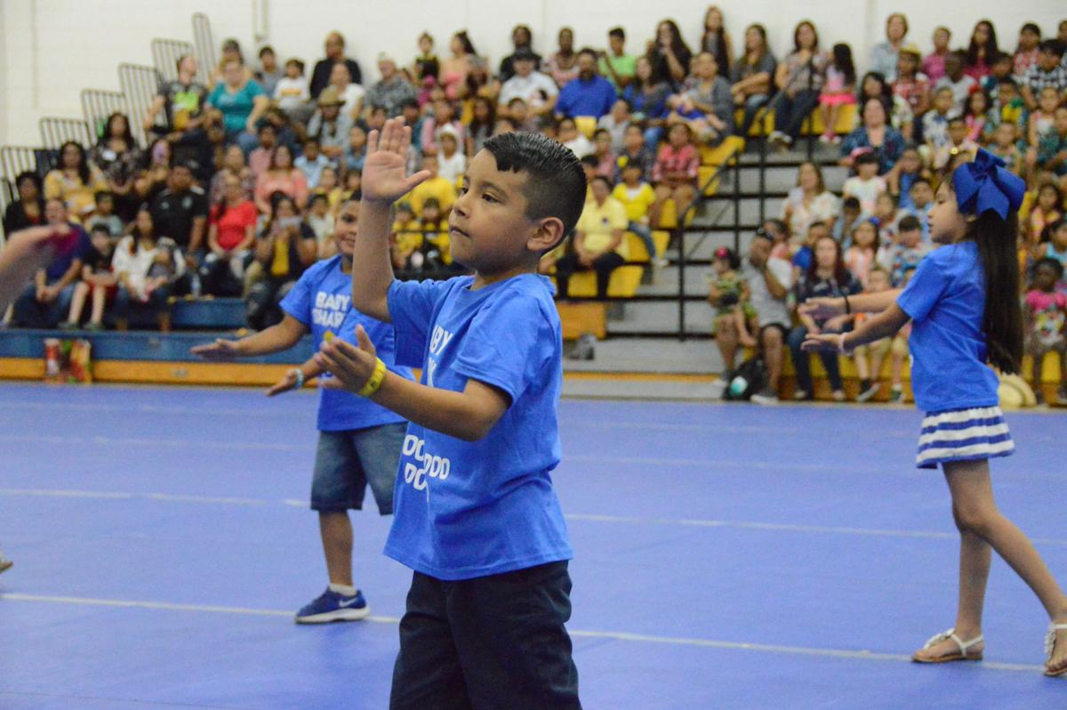 Fremont Primary ends school year with Multicultural Dance