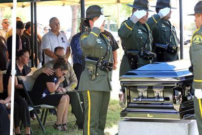 Deputy Sheriff Anthony Redondo RIP