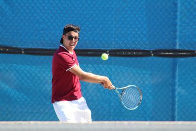 Calexico vs. Brawley tennis