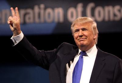 Donald Trump will be the Nominee of Two Parties on California's November Ballot
