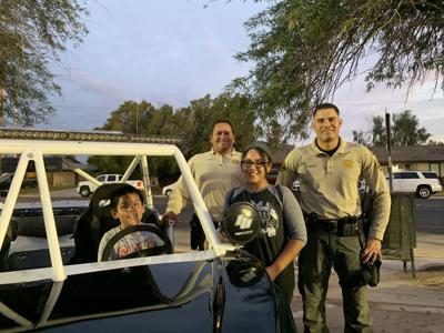 'National Night Out' breaks barriers between residents and law enforcement