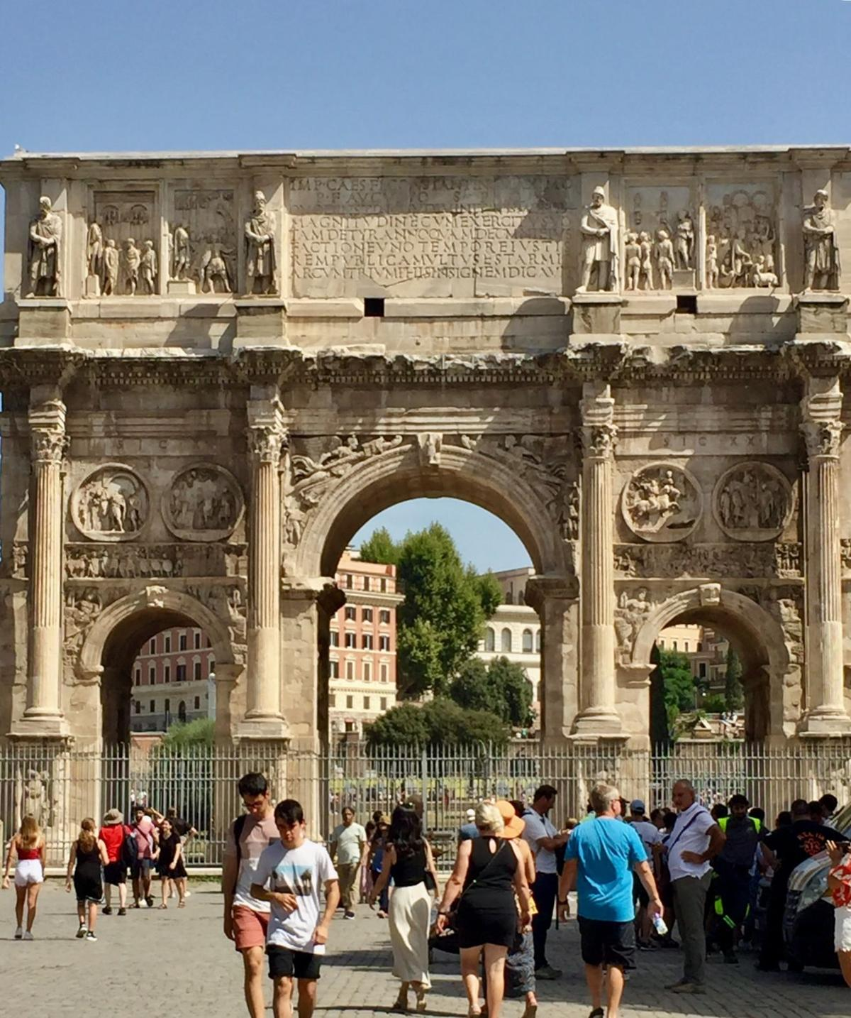 The Constantine Arch