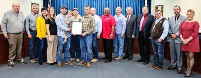 IID Board honors National Ag Day