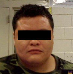 Jose Raul Nicolas-Jimenez convicted sex offender.