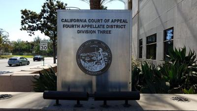 California Court of Appeals fourth District