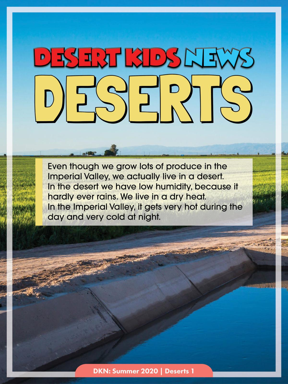 DKN: Deserts (1 of 3)