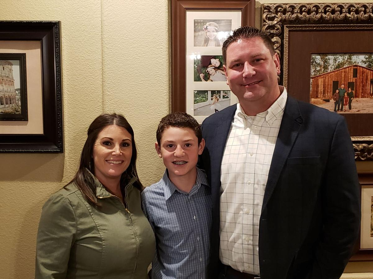 Childers opens up home for IID fundraiser
