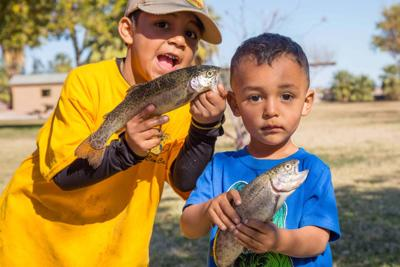 Junior Trout Fishing Derby