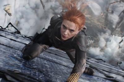Reel Scenes: Black Widow