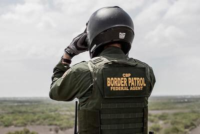 Yuma sector EMT rescues lost Mexican national