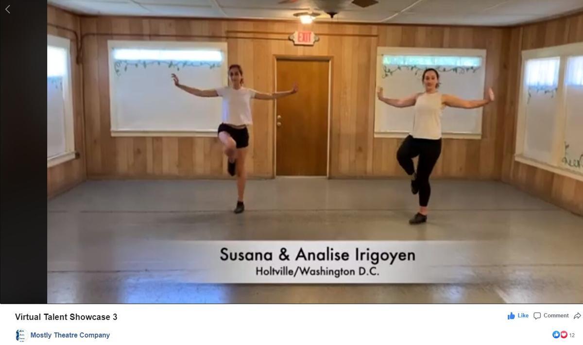 Mostly Theatre Company_Susana and Analise Irigoyen