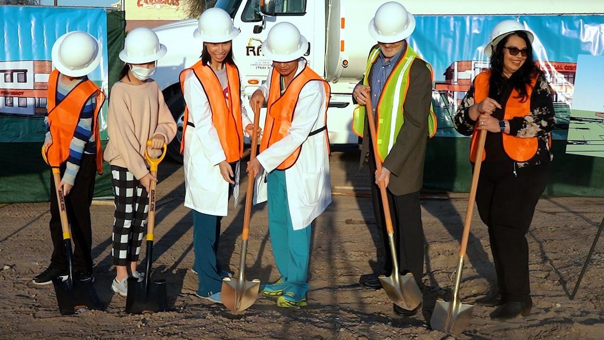 New Vo Medical Center breaks ground-El Centro_2