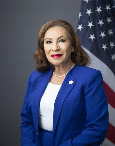 Mayor Rosie Arreola-Fernandez