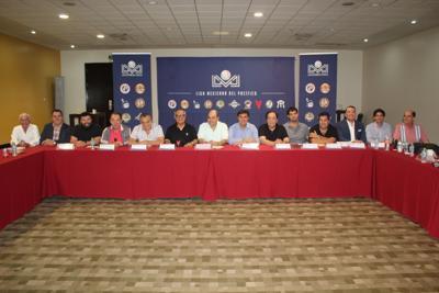 2019-2020 Aguilas Draft