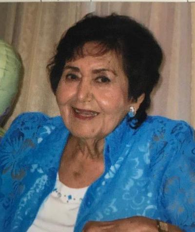 Rosa Rojas obit