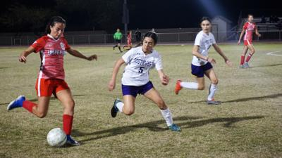 Imperial vs Southwest soccer