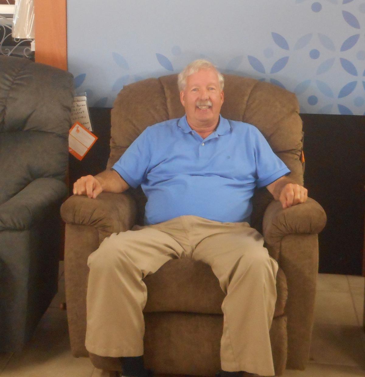 Eddie Holland recliner