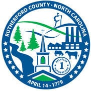 Rutherford County seal
