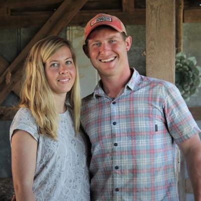 Nicole and Aaron Bradley