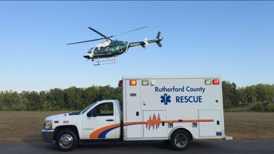 Rutherford County Rescue