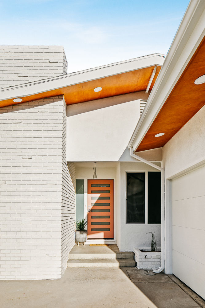 Palm Springs inspired Mid Century Ranch in Highland Park image 2