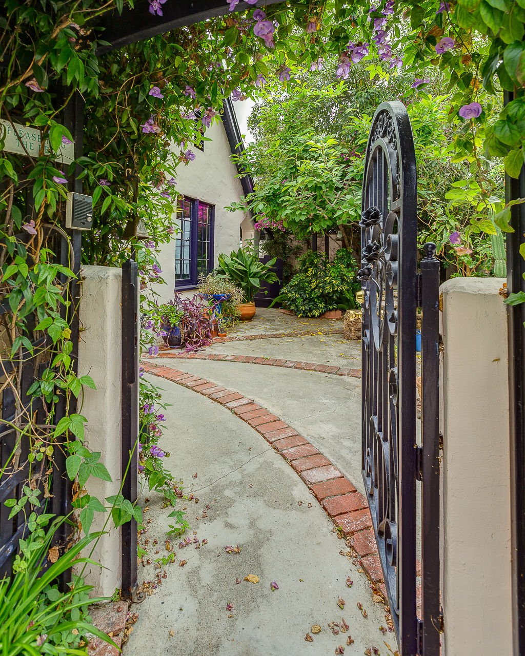 Charming Storybook home designed by famed architect! image 1