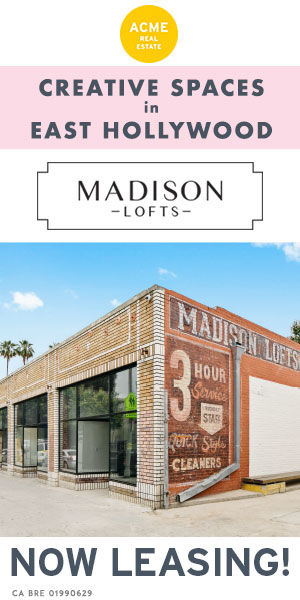 Beautiful Creative Loft Spaces for Lease in East Hollywood near Silverlake! image 2