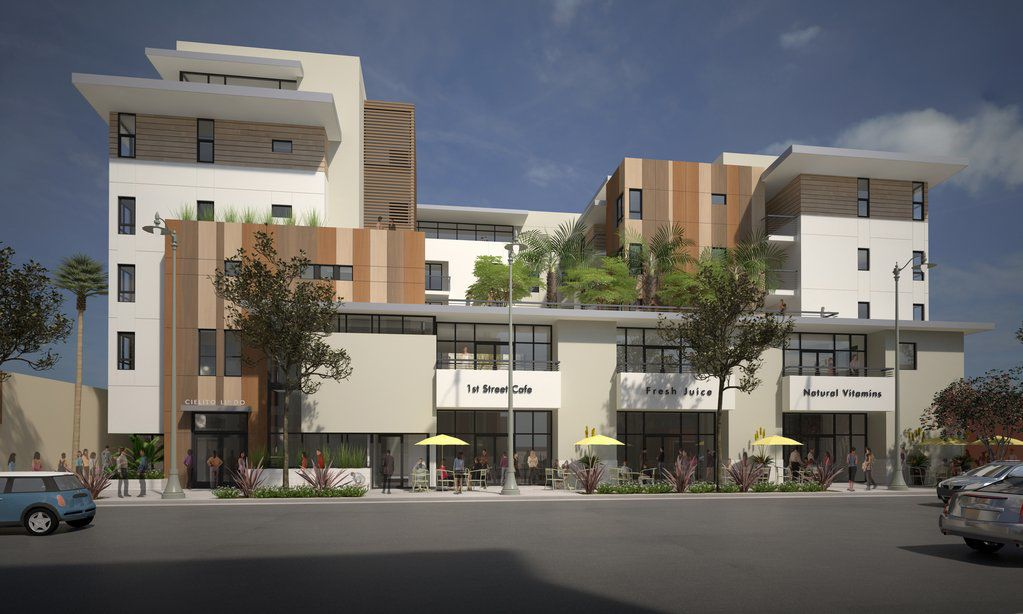 AFFORDABLE HOUSING - CIELITO LINDO PHASE II in Los Angeles (Boyle Heights) image 2